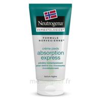 Neutrogena Crème pieds absorption express 100ml à Saint-Maximim
