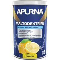 Apurna Maltodextrine Poudre Pour Boisson Citron 100% Naturel B/500g à Saint-Maximim