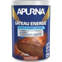 Apurna Gâteau énergie Chocolat B/400g