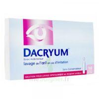 Dacryum S P Lav Opht En Récipient Unidose 10unid/5ml à Saint-Maximim