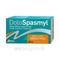 DOLOSPASMYL 60 mg/300 mg Caps molle Plq PVC/Alu/40 à Saint-Maximim