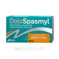DOLOSPASMYL 60 mg/300 mg Caps molle Plq PVC/alu/20 à Saint-Maximim