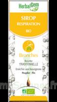 Herbalgem Sirop Bio Respiration 150ml à Saint-Maximim