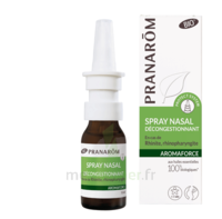 Aromaforce Solution Nasale Dégage Le Nez 15ml à Saint-Maximim