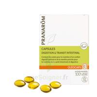 Oléocaps 3 Caps confort digestif bio B/30 à Saint-Maximim