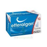 EFFERALGANMED 1 g Cpr eff T/8 à Saint-Maximim