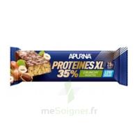 Apurna Barre Hyperprotéinée Xl Crunchy Noisette 80g à Saint-Maximim