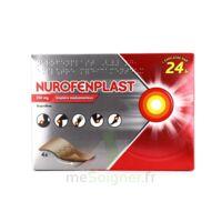 Nurofenplast 200 Mg Emplâtre Médic 4sach à Saint-Maximim