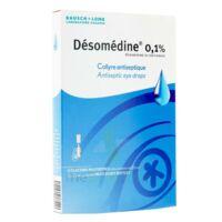 Desomedine 0,1 % Collyre Sol 10fl/0,6ml à Saint-Maximim