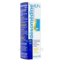 DESOMEDINE 0,1 % S pulv nas en flacon Spray/10ml à Saint-Maximim