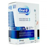 Oral B Professional Brosse dents électrique soin gencives 3 à Saint-Maximim