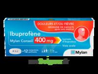 Ibuprofene Mylan Conseil 400mg, Comprimés Pelliculés à Saint-Maximim