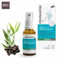 Pranarom Aromastop Spray instant libération rapide Fl/15ml à Saint-Maximim