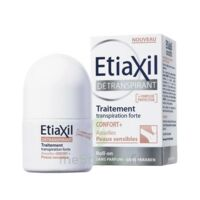 Etiaxil Aisselles Déodorant Confort + Roll-on/15ml à Saint-Maximim
