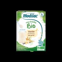 Modilac Céréales Farine vanille dès 6 mois B/250g à Saint-Maximim