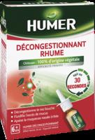 Humer Décongestionnant Rhume Spray Nasal 20ml à Saint-Maximim