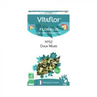Vitaflor N°2 Doux Rêves Bio _ Floralis Plantes En Vrac Composées _ 40g à Saint-Maximim