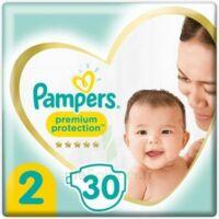 Pampers Premium Couche Protection T2 4-8kg Paquet/30 à Saint-Maximim