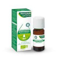 Phytosun Aroms Huile Essentielle Bio Myrte Rouge Fl/10ml à Saint-Maximim