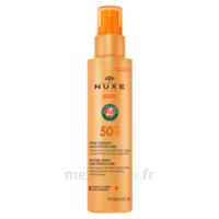 NUXE SUN SPF50 Spray fondant visage et corps Fl/150ml à Saint-Maximim