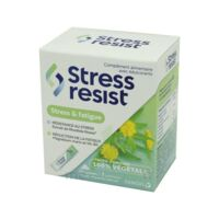 Stress Resist Poudre Stress & fatigue 30 Sticks à Saint-Maximim