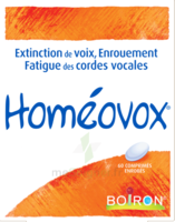 Boiron Homéovox Comprimés à Saint-Maximim