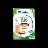 Modilac Céréales Farine cacao vanille dès 12 mois B/250g à Saint-Maximim