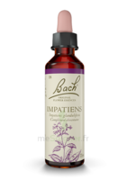Fleurs de Bach® Original Impatiens - 20 ml à Saint-Maximim