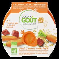 Good Goût Alimentation Infantile Boeuf Carottes Orge Perlé Assiette/220g à Saint-Maximim