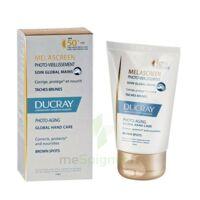 Ducray Melascreen Soin Global Mains Spf50+ 50ml à Saint-Maximim