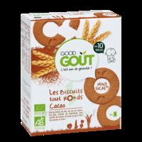 Good Goût Biscuit Tout Rond Cacao B/80g à Saint-Maximim