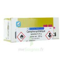 Cooper Camphre Tablettes 250g à Saint-Maximim