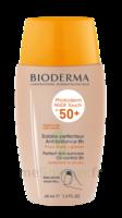 Bioderma Photoderm Nude Touch Spf50+ Crème Teinté Dorée Fl/40ml à Saint-Maximim