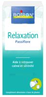 Boiron Relaxation Passiflore Extraits de plantes Fl/60ml à Saint-Maximim