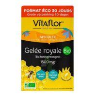 Vitaflor Bio Gelée Royale 1500mg Solution Buvable 30 Ampoules/15ml à Saint-Maximim