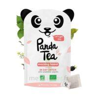 Panda Tea Morning Boost Detox 28 Sachets à Saint-Maximim