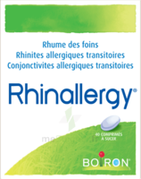 Boiron Rhinallergy Comprimés B/40 à Saint-Maximim