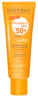 PHOTODERM MAX SPF50+ Aquafluide incolore T/40ml à Saint-Maximim