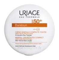 Uriage Bariesun Spf50+ Crème Compacte Minérale Teintée Dorée Boîtier/10g à Saint-Maximim