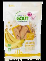 Good Goût Alimentation Infantile Carré Banane Sachet/50g à Saint-Maximim