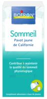 Boiron Sommeil Pavot Jaune de Californie Extraits de plantes Fl/60ml à Saint-Maximim