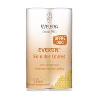 Weleda Duo Soin des Lèvres Everon® 9,6ml à Saint-Maximim