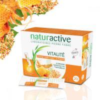 Naturactive Phytothérapie Fluides Solution Buvable Vitalité 2b/20 Sticks/10ml à Saint-Maximim