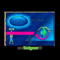 Optone Monodose Double Action Solution Oculaire Yeux Secs B/10 à Saint-Maximim