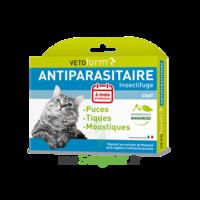 Vetoform Pipettes Antiparasitaire Chat 6x1ml à Saint-Maximim