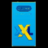DUREX COMFORT XXL Préservatif lubrifié B/10 à Saint-Maximim