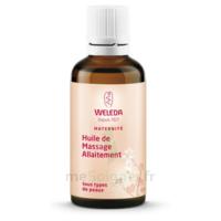 Weleda Huile De Massage Allaitement 50ml à Saint-Maximim