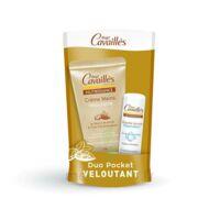 Rogé Cavaillès Nutrissance Pocket Crème mains Douceur + Baume Lèvres Réparateur 30ml + 5,5g Edition limitée à Saint-Maximim