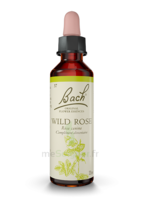 Fleurs de Bach® Original Wild Rose - 20 ml à Saint-Maximim