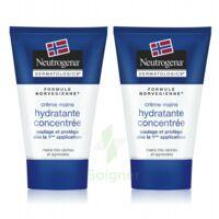 Neutrogena Crème Mains Hydratante Concentrée 2t/50ml à Saint-Maximim